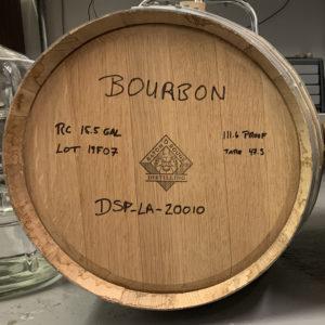 Baton Rouge Distilling Bourbon