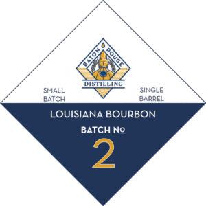 Louisiana Bourbon Batch #2