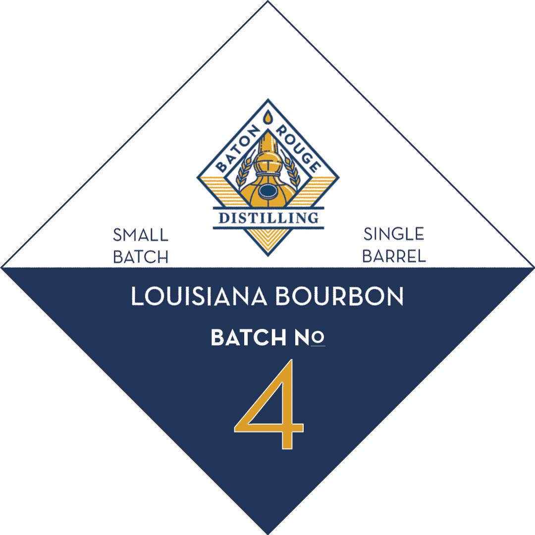Louisiana Bourbon Batch #4