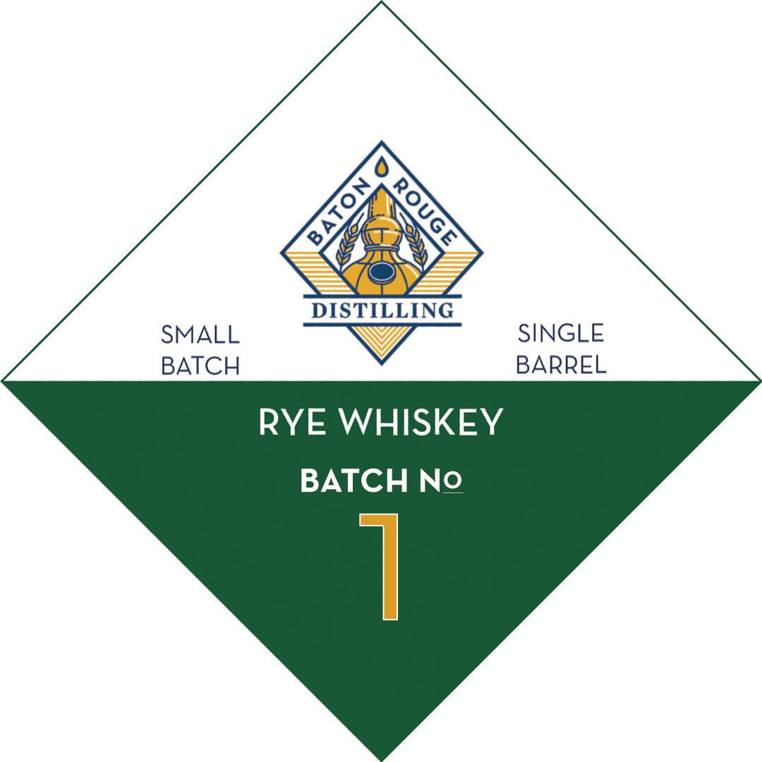 Rye Whiskey Batch #1